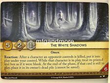 A Game of Thrones 2.0 LCG - 1x #050 The White Shadows - Watchers on the Wall