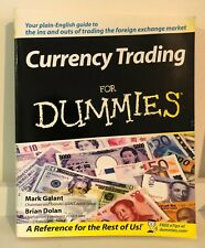 Currency Trading For Dummies by Mark Galant, Brian Dolan (Paperback, 2007)