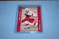 Pavel Datsytuk 2005-06 UD Parkhurst # 167 Detroit Red Wings # 78/100