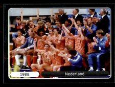 Panini Euro 2012 (Swiss Platinum Edition) 1988 - Holland (Euros) No. 528