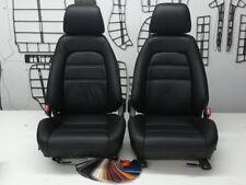 Mazda MX5 Echtledersitze schwarz (farbig o. bicolor mögl.) echtes Autoleder    A