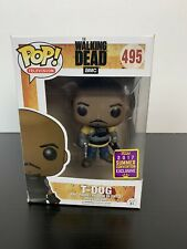Funko POP! The Walking Dead: T-Dog #495 Summer Convention Exclusive