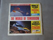 The World Of Tomorrow Century 21 Records Fireball XL5 Stringray EX+ lp