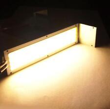 1PCS 120X36MM COB Chip 12V 400LM LED Light Warm Lamp Rectangle Light Source 10W