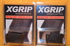 X-Grip Adapter (2) Use S&W M&P9/M&P40 Full-Size Magazine in M&P Compact 9/40/357
