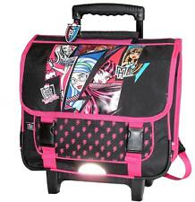 Cartable à Roulettes MONTER HIGH MH238 + Trousse Assortie OFFERTE MH179 NEUF