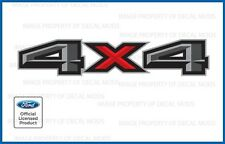 set of 2: 2015 Ford F150 4x4 Decals F offroad Stickers Truck bed Side graphics