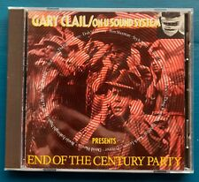 Gary Clail & On-U Sound System End Of The Century Party On-U Sound CD 9 1990