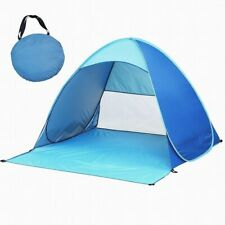 Automatic Pop Up Tent Beach Picnic Sun Shade with Carry Bag