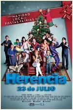 LA HERENCIA ORIGINAL NUEVA Y SELLADA DVD PELICULA PERUANA CINE PERUANO
