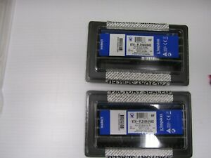 Kingston KTH-PL316K4/64G (4 X 16GB) DDR3 ECC Server Ram