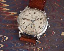 Vintage Moonphase Calendar Wristwatch.