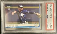 2019 Topps Chrome Fernando Tatis Jr PSA 10 GEM MT #203 RC SD Padres SS ROOKIE 🔥