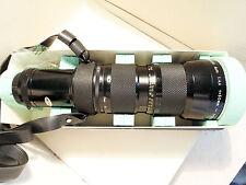 NIKON  NIPPON KOGAKU 50-300mm F4.5 come nuovo perfetto MINT BOX BOXED OVP
