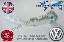 New VW PASSAT B8 Right RH Wing Mirror Indicator Flasher Turn Signal 3G0949102