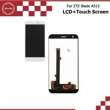 Pour ZTE Blade A512 Complet Affichage LCD Avec écran Tactile Numériseur Blanc