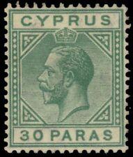 "CYPRUS 75 (SG88) - King George V ""Keyplate"" 1923 Print (pa86183)"