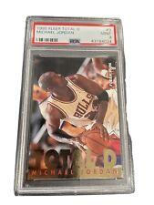 1995-96 Fleer Total D Michael Jordan #3 PSA 9 MINT