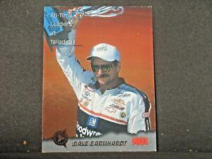 Dale Earnhardt 1995 Classic Images Race Reflections #DE1 (0001/1995) NASCAR
