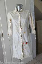 jolie robe blouse à broderies KENZO JUNIOR T 14 ans ou 34 satisfaite/remboursée