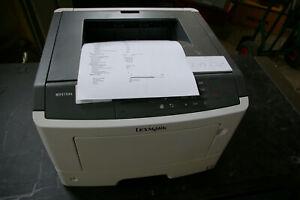 Lexmark MS 415DN, 5675 Gedruckte Seiten