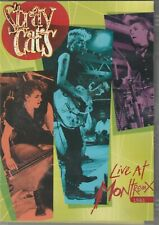 Stray Cats Live At Montreux 1981 DVD