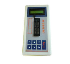 Accurate IC Transistor Tester Detector Surveymeter Meter LED Digital Tester WOW