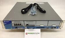 Juniper M7iBASE-AC-1GE Router w/RE850-1536, FEB-M7i-SVCS-S, PE-1GE-SFP PE-4FE-TX