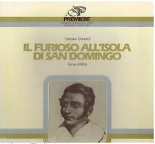 Donizetti: Il Furioso All'isola Di San Domingo - LP Vinyl 33 Rpm