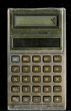 Texas Instruments Ti-1766 Electronic Handheld Vintage Old Case