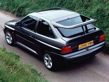 Escort Cosworth lignes d'essence en acier