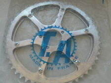 "T.A. CRITERIUM Chainring Set double with 47/51T  TA  47  51 3/32"" VINTAGE NOS"