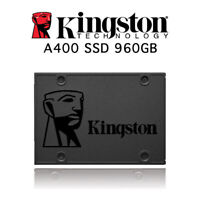 Kingston 960GB SSD 2.5 in SATA III Internal Solid State Drive TLC NAND SA400S37