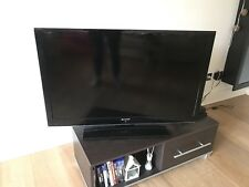 TV SHARP 42 WITH REMOTE, SELLING FOR PARTS