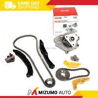 Timing Chain Kit Water Pump Fit 11-15 Kia Sorento Optima Sportage 2.4L DOHC