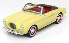 VOLVO P1900 CABRIOLET 1956 LIGHT YELLOW BOS057 1/18 RESINE 1000 PIECES GELB