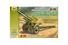 ZVEZDA 3510 1/35 M-30 Soviet Howitzer 122 mm