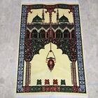 """Authentic Hand Knotted Vintage Turkish Wool Kilim Kilm Area Rug 27"""" x 41"""" Used"""