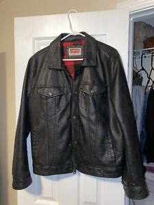 Leather Jacket / men