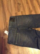 Guess Men's Jeans, Hewitt, Slim Boot, Revolver Wash 30 X 34 NwT, Retail $128