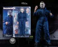 "NECA - HALLOWEEN II - MICHAEL MYERS - 8"" CLOTHED ACTION FIGUR - NEU/OVP"