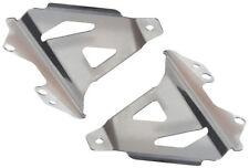 Works Connection Radiator Braces-Honda-CRF 250R-14-17-Silver