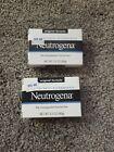 (Pack of 2) Neutrogena Transparent Scented Facial Soap Orig/Formula 3.5 Oz - NEW