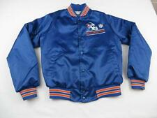 Used Flaw Vtg Chalk Line Mens Denver Broncos NFL Football Satin Swag Jacket Sz S