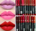 Waterproof Sexy Beauty Lip Pencil Soft Crayon Lipstick Lip Gloss Lip Pen Makeup