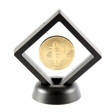 1x Rare Collectible In Stock New Golden Iron Bitcoin Commemorative Coin Gift NB