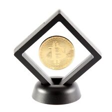1x Rare Collectible In Stock New Golden Iron Bitcoin Commemorative Coin Gifts