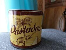 Ancienne BOITE Lithographiée PASTADOR Chocolat Pate à tartiner COTE D OR