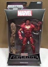 Marvel Legends Guardians Of The Galaxy IRON MAN NIB Build A Figure part Groot