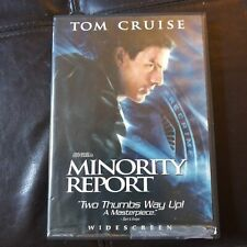 Minority Report - 2 Disc Widescreen Dvd - Tom Cruise